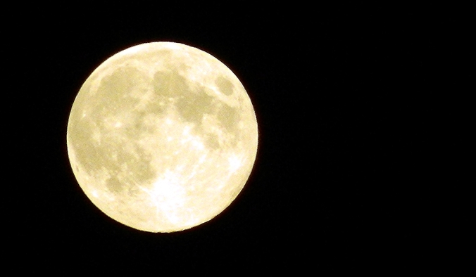 August 20th Full Moon