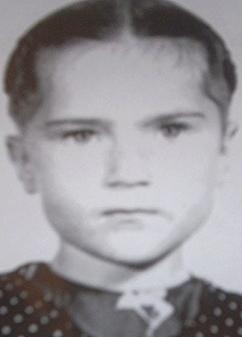 Sad Eyes ~ Aged 7