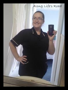 Housekeeper Selfie :)
